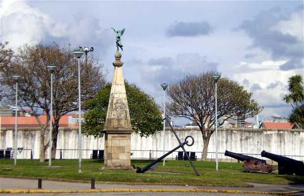 La Fontana della Fama a Ferrol