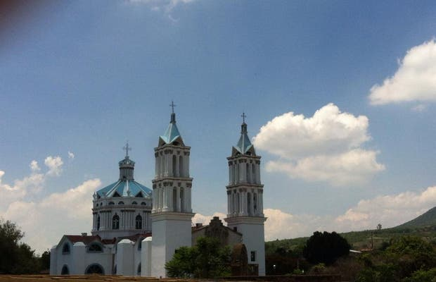 Santo Tomás Huatzindeo