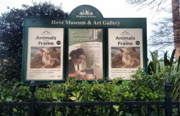 Museo y Galería de Arte de Hove
