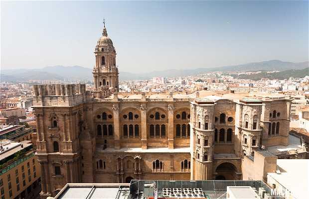 Catedral da encarnación de Málaga