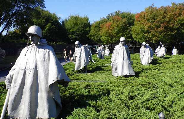 Memorial dos Veteranos da Guerra da Coreia