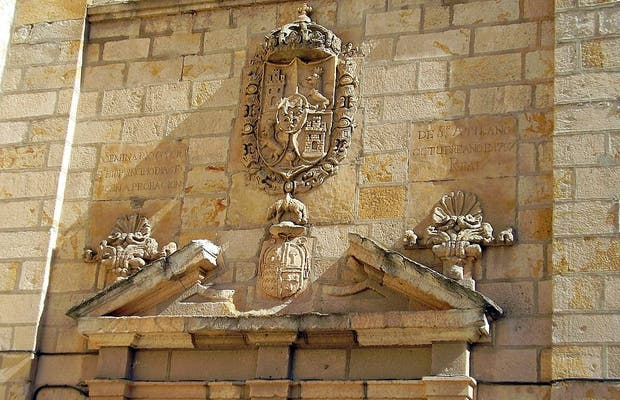 Seminario dei gesuiti a Zamora