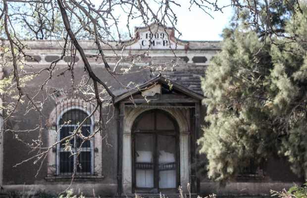 Ex Hacienda de Beneficio