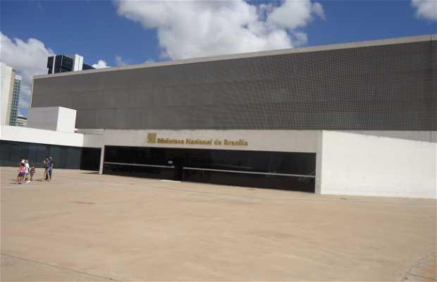Biblioteca Nacional de Brasilia