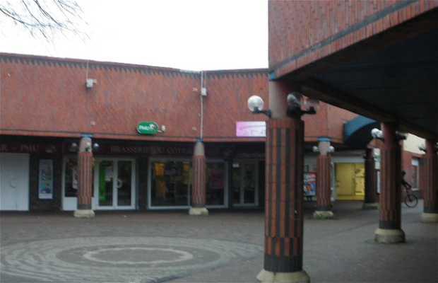 Centro comercial Villers lès Nancy