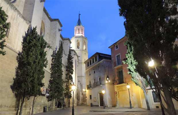 Campanario de Santa María