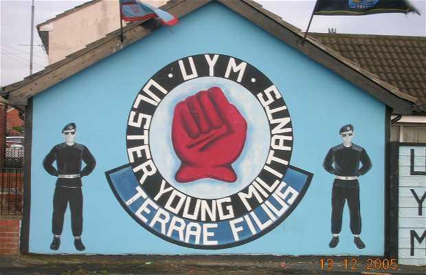 Murales protestantes