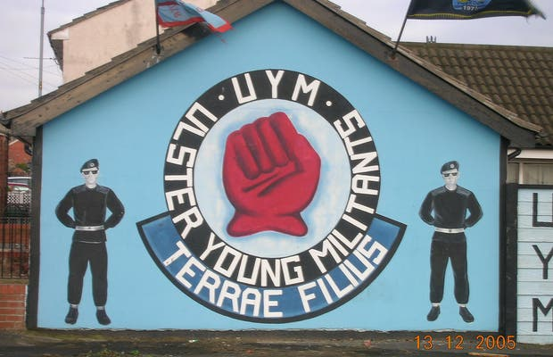 Protestant Murals