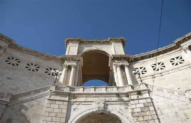 Bastión de Saint Remy