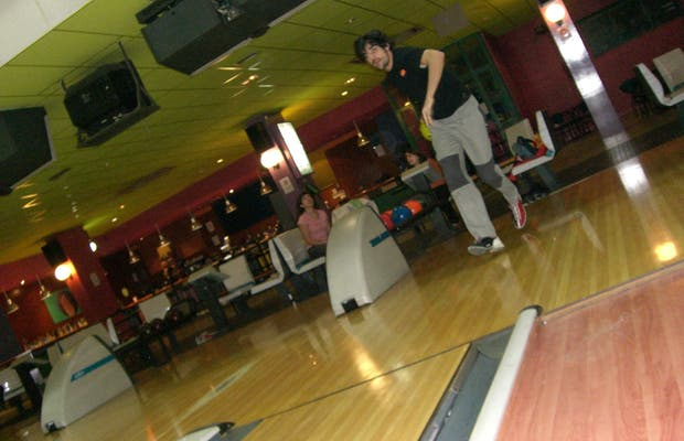 Bowling la Flecha