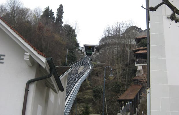 Funiculaire de Fribourg