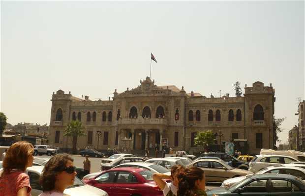 Stazione ferroviaria di Hejaz a Damasco