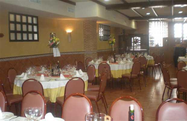 Restaurante abrasador canovas