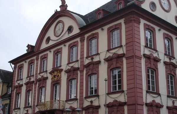 Mairie d'Offenbourg