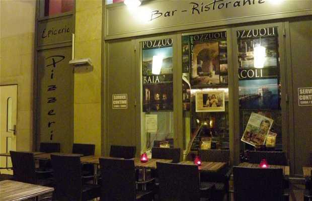Pizzeria del mercado