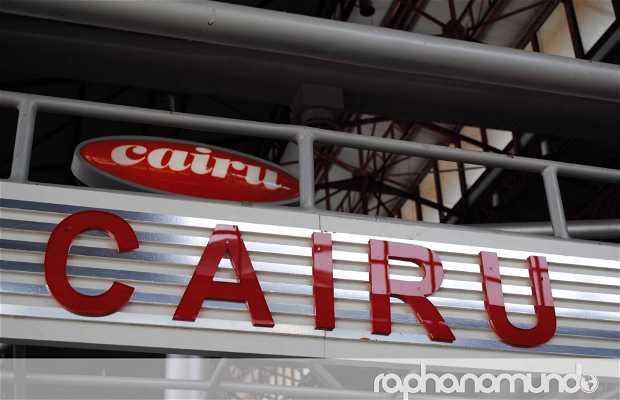 Cairu Ice Cream Shop