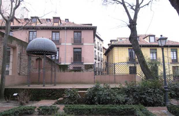 Jardins du Palais du Prince de Anglona