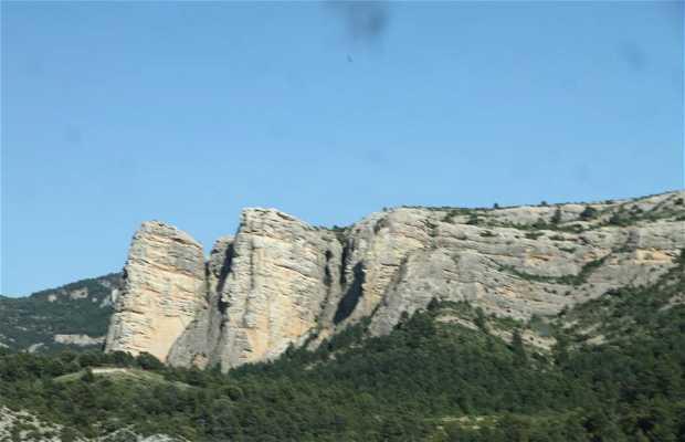 Las rocas del Masmut