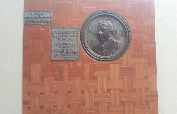 Homenaje a Ángel María Corzo Yáñez