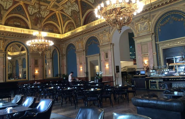 BookCafé - Lotz Hall