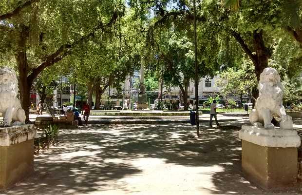 Praça Nilo Peçanha
