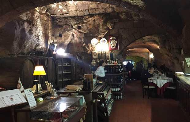 La grotte del Funaro Orvietto