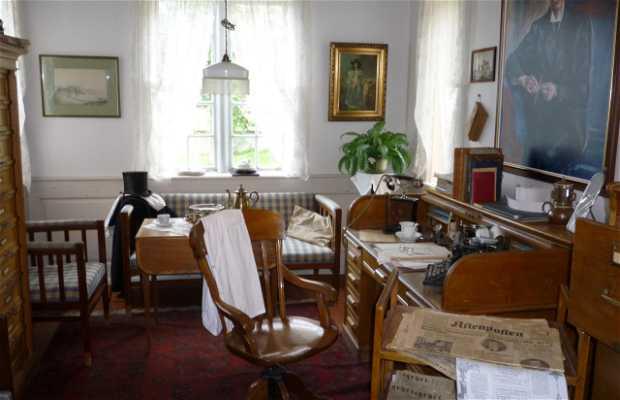 Sverresborg Trondelag Folkmuseum