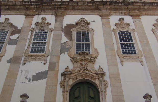 Iglesia V.O.T do Carmo
