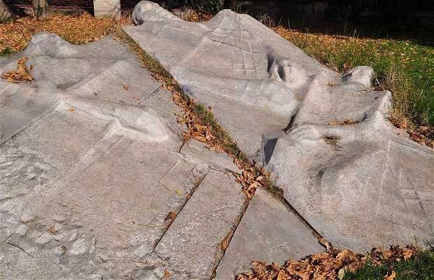 Buried Sculpture