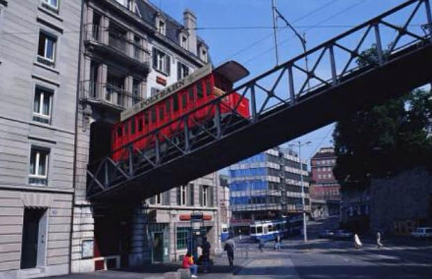 Funicular UBS Polybahn