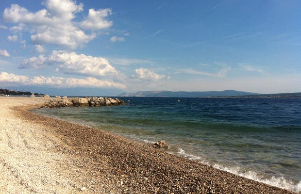 Spiaggia Omorika