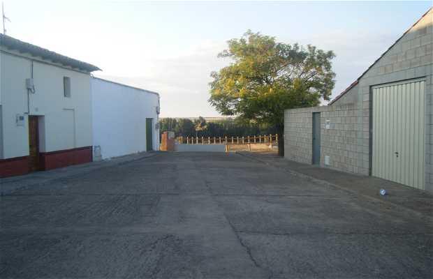 """Mirador de """"La Iglesiaé"""