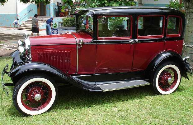 Ford Model A International Meeting