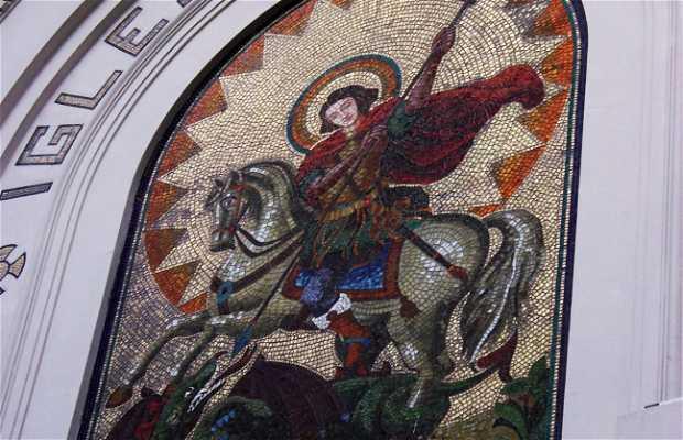 Catedral Ortodoxa de San Jorge