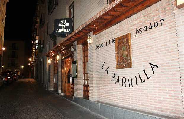 Asador la Parrilla Restaurant
