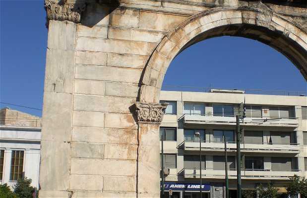 Arco de Hadrian