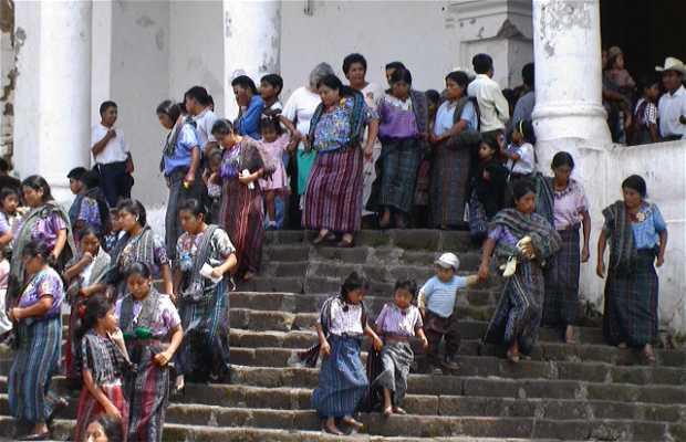 Iglesia de Santiago Atitlán