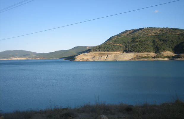 Yesa Reservoir (Embalse de Yesa)