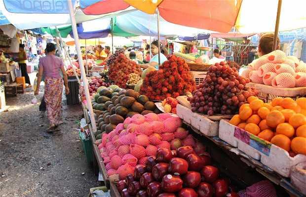 Mercado matinal