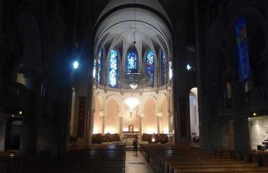 Iglesia Notre-Dame de bon voyage
