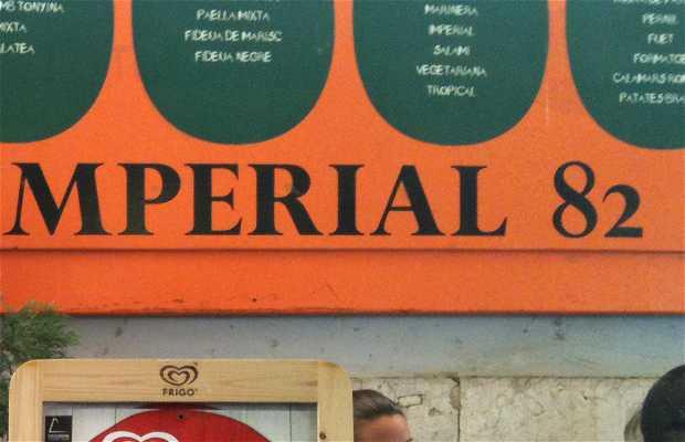 Restaurante Imperial 82