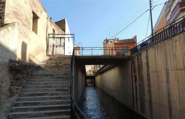 Canal de la Derecha del Ebro