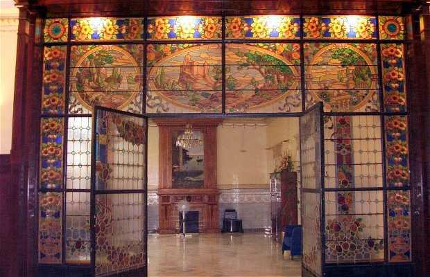 Palazzo di Mora Claros a Huelva