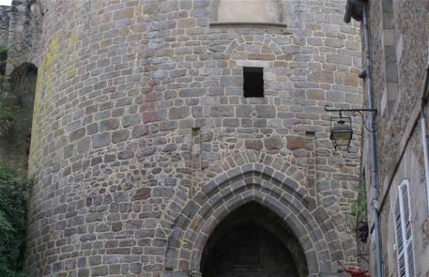 Puerta Jerzual, Francia