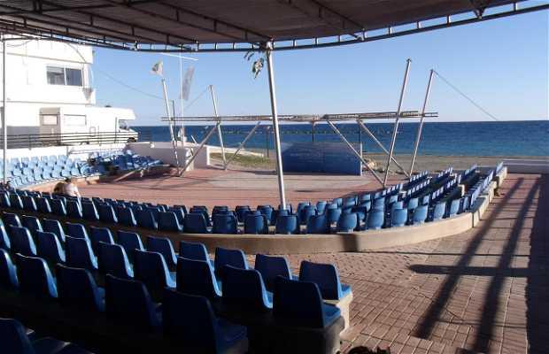 Teatro al aire libre de la playa (Limassol)