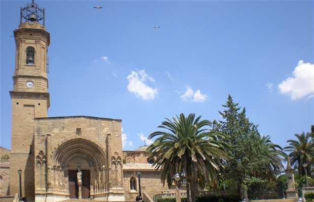 Collegiate Church of Caspe