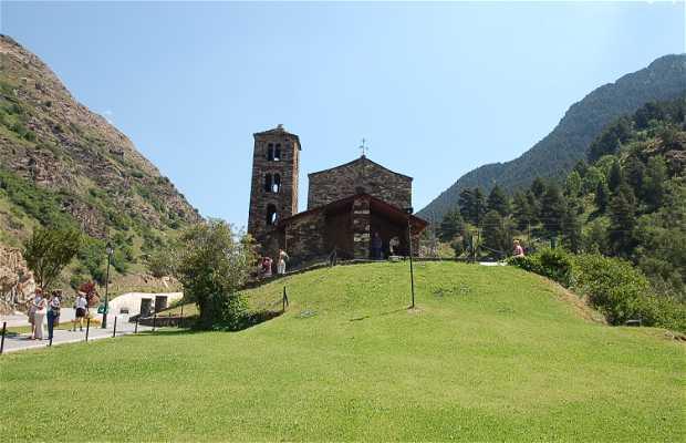 Eglise Sant Joan de Caselles