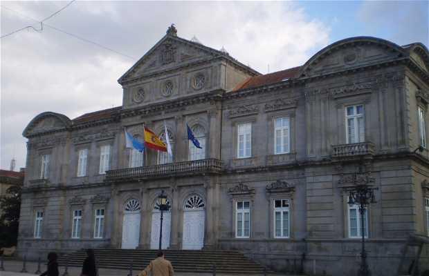 Pazo de la Diputación Provincial