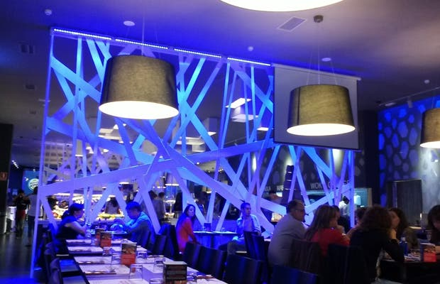 Asador Free Wok Restaurant
