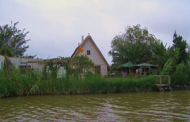Rosa La Barquera - Paseo por la Albufera